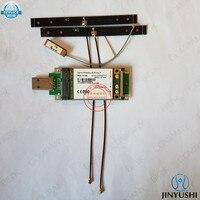 Sierra Wireless MC7304+GPS Active Antenna +4G PCB Black Antenna+U.FL to USB Adapter