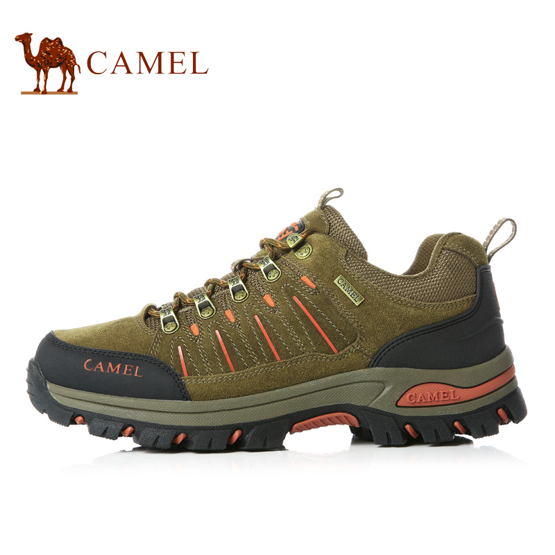 Camel sports outdoor shoes leather men and women shoes couple models with shock damping shoes walking shoes A632303615 aamir sarwar and sherwan asif camel ratings application