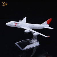 Creative Japan Plane New Year Dates Of Different Countries Airplane Iron Decoration Models Great Metal Crafts