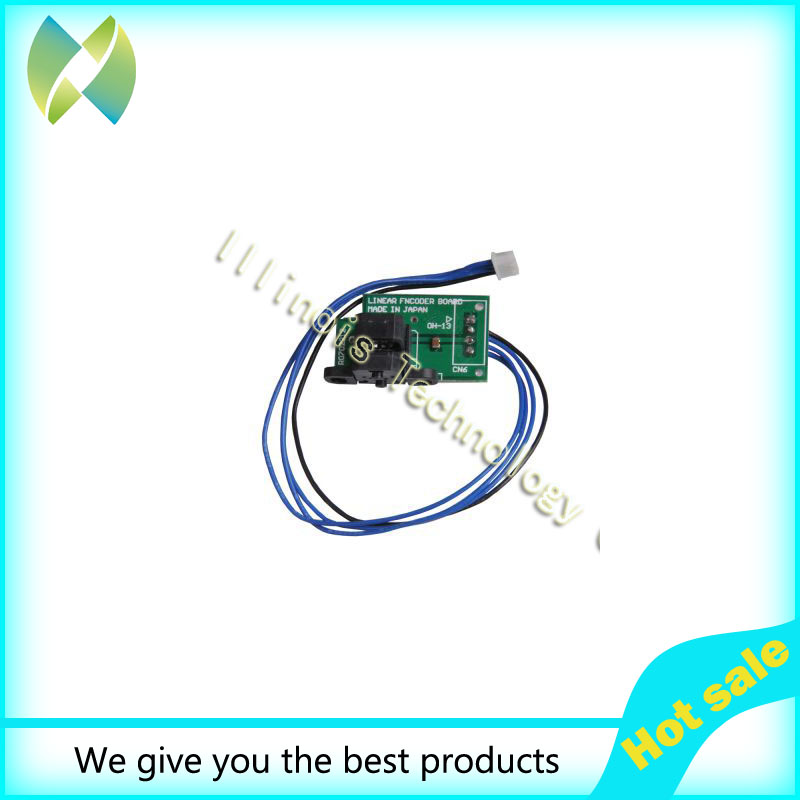Roland SP-300/SJ-540/FJ-540 Linear Encoder Board/Sensor printer parts roland sj 540 sj 740 fj 540 fj 740 6 dx4 heads board