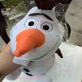 Hot New Arrivals 2014 High Quality Doll 30cm Tall Princess Olaf Plush Toys Snowman Toys for Girls Gift Free Shippin