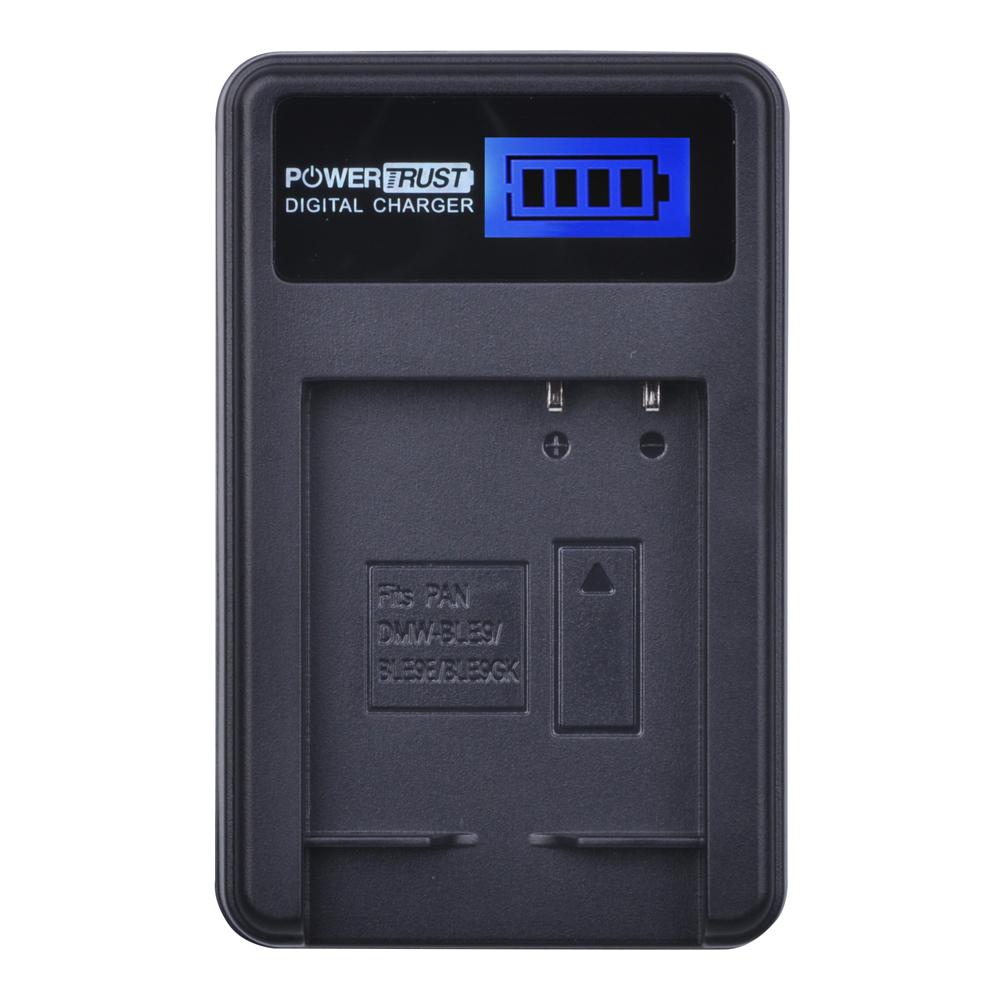 2 шт. ДМВ-blg10 blg10 ДМВ ДМВ-ble9 ble9 ble9e камера батарея + жк-дисплей с USB зарядное устройство для Панасоник оптика Lumix модели DMC gx7 gf5 gf6 гф3 gx80