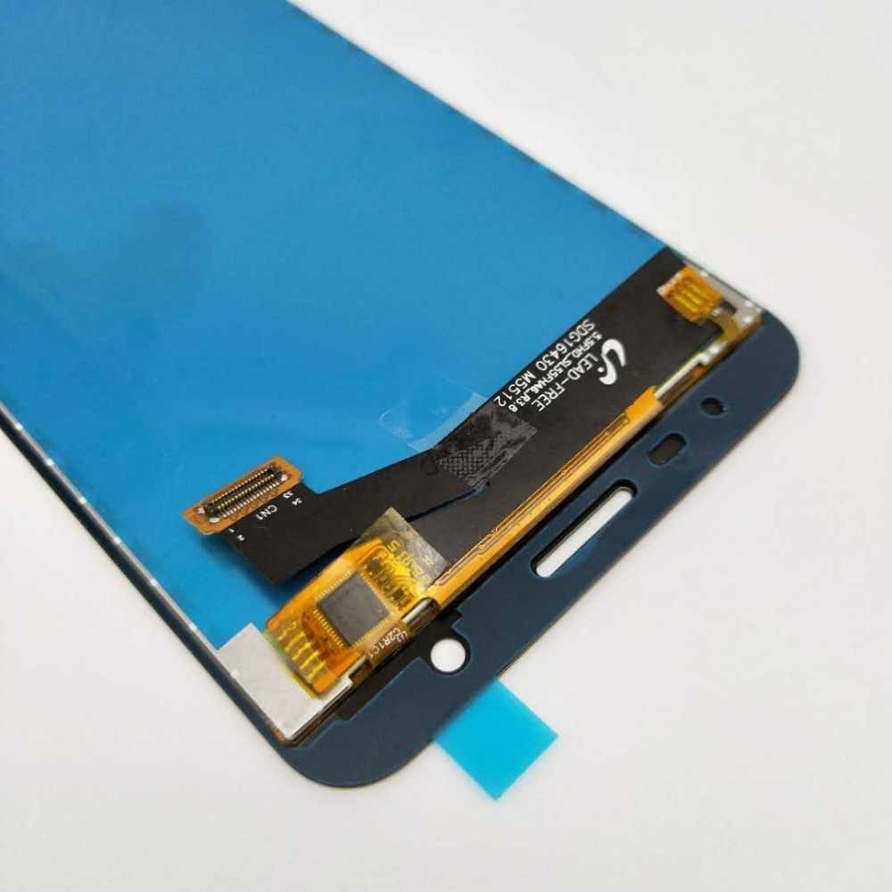 لسامسونج غالاكسي J7 رئيس 2 شاشة إل سي دي باللمس الشاشة ل غالاكسي G611 شاشة الكريستال السائل J7 Prime2 عرض شاشة الأصلي اختبار