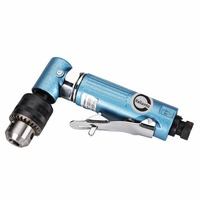 3/8'' Collet Pneumatic Air Drill Power Tools Chuck Air Right Angle Drills Air Drilling Machines Chuck fit 1/8 3/8 Collet