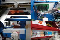 Лазерный станок с ЧПУ мини лазерный ЧПУ роутер для многих Бесплатная доставка материалов Беларусь