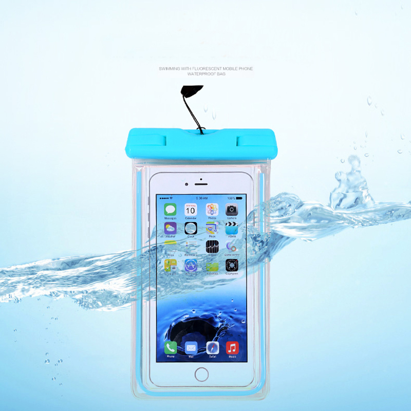 For Yota Yotaphone 2 Mobile phone waterproof bag for OPPO R7 for ipone 6plus for s7 edge for Yotaphone 2 diving general cases