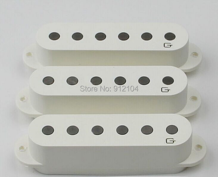 free shipping high quality new  electric guitar  pickup in white SSS  E-08 human free shipping hot guitar electric guitar olp yellow white double shake guitar good quality beautiful