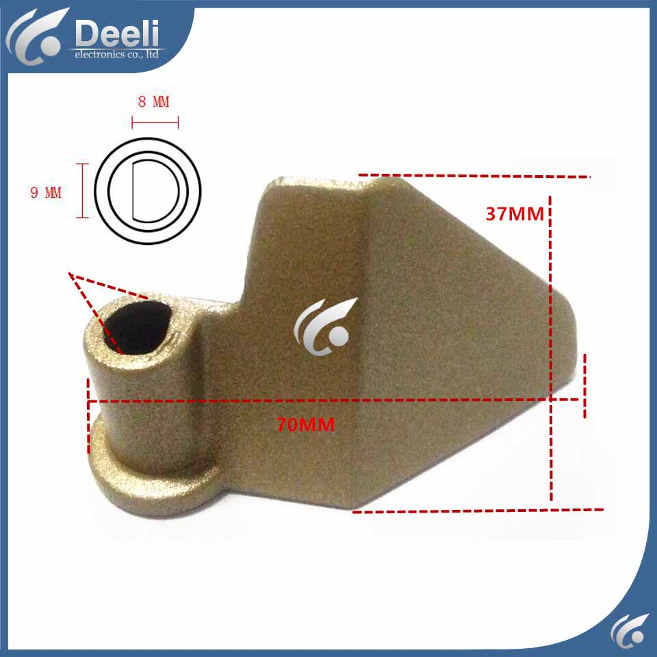 Kitchen Appliance Parts Bread Maker Parts Mixing Blade Bread Machine Aluminium Alloy Blade Paddle