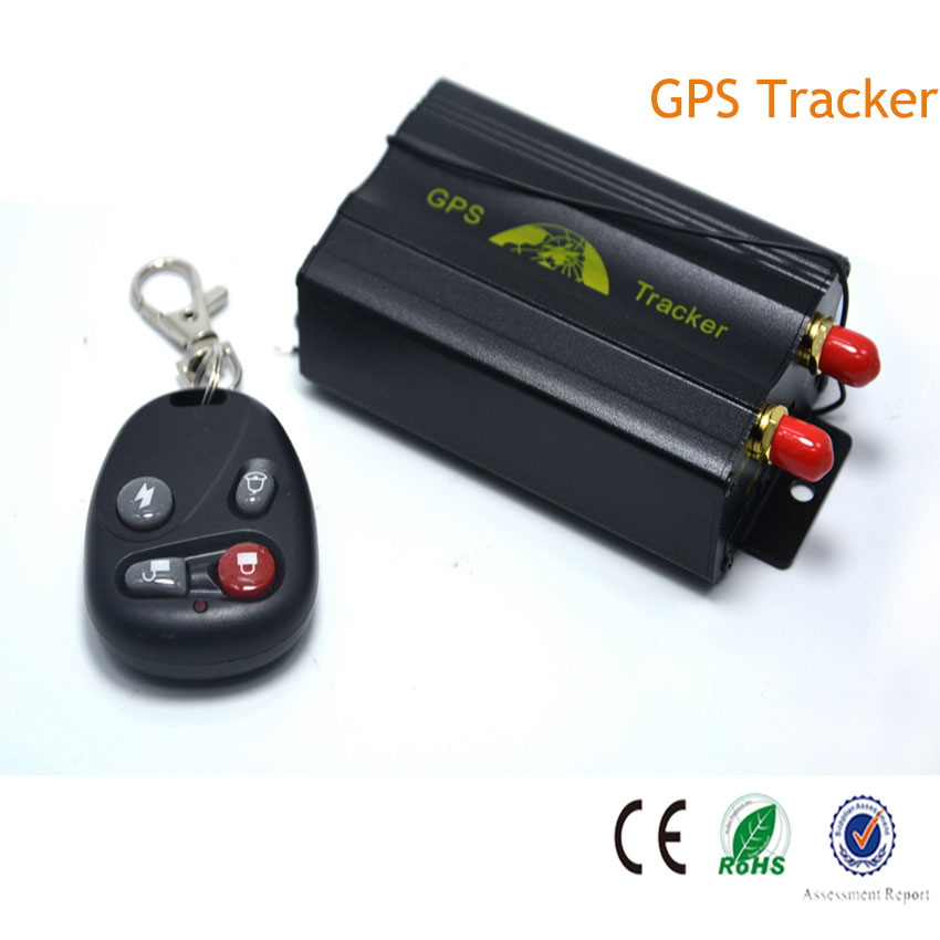 GPS tracker voiture en temps réel traqueur de voiture Rastreador localizador veiculaire GPRS GSM gps localisateur système de suivi à distance