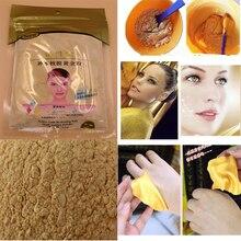 24 K золото Коллаген маска для лица порошок Анти-омоложение увлажняющий против морщин отбеливающий лифтинг кожи роскошный спа маска для лица