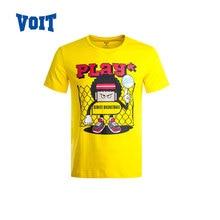 2016 VOIT  Sports T-Shirt High Quality Comfort Living T-Shirt  Print T-shirt 62M1107