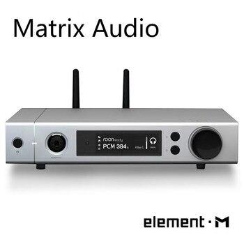 Matrix element M ES9028Pro MQA Audio DAC 768kHz 22.4MHz HiFi Lossless Music Player Desktop Decoder