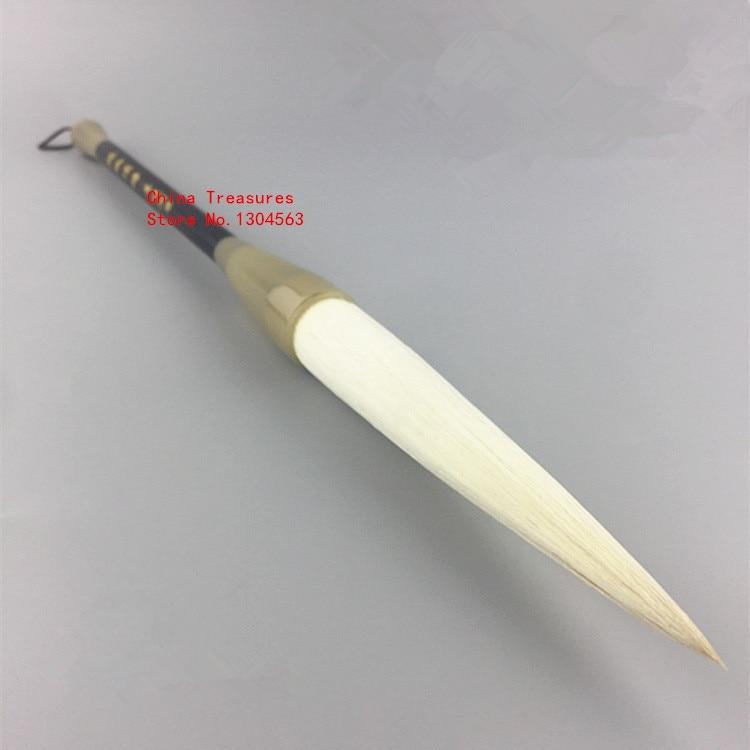 Long size Chinese Brush Pen Chinese Calligraphy Writing Brush Hair Pen Xing Cao Cao Shu Chinese