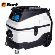 Пылесос для сухой и влажной уборки Bort BSS-1630-Premium (АКВА-фильтр, мощность 1600 вт, 3 степени очистки, функция выдува, регулировка мощности, система очистки фильтра)