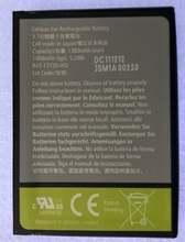 1400mAh D-X1 DX1 Battery For Blackberry8900 8910 9500 9520 9530 9550 9630 9650 Mobile Phone