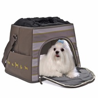 Dog Bag For Puppy Cat Convenient 3 Ways To Use Outdoors Hiking Travel Durable Foldable Pet Carrier For Small Animal Pet Product