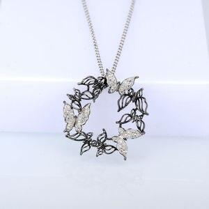 Image 3 - Santuzza gümüş kolye kolye kadınlar için doğal taş kolye fit kolye için 925 ayar gümüş slayt kolye kolye