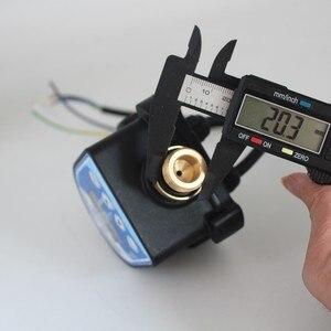 """Image 5 - Dijital Basınç Kontrol Anahtarı WPC 10 dijital ekran WPC 10 Elektronik Basınç Kontrolörü Ile Su Pompası için G1/2 """"Adaptörü"""