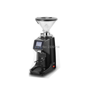 Image 2 - LD 022 professional coffee grinder/with Stainless steel disc / touch screen/coffee bean grinder/espresso coffee grinder