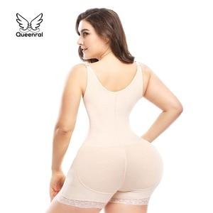 Image 5 - Waist trainer  Shapewear Slimming binders Shaper Corset Slimming reductora butt lifter modeling strap body shaper Faja women ass