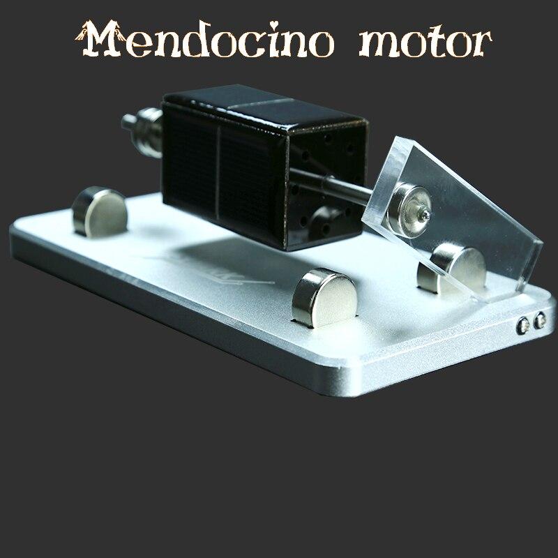 Solar motor Mendocino motor Magnetic levitation motor Brushless motor in DC Motor from Home Improvement
