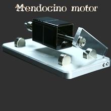Solar motor, Mendocino Magnetic levitation motor Brushless