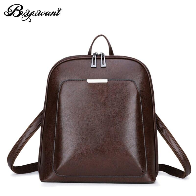 9bca12a519b7 Buyuwant Vintage travel School backpack female backpack women backpack bag  women Rucksack sac a dos mochila