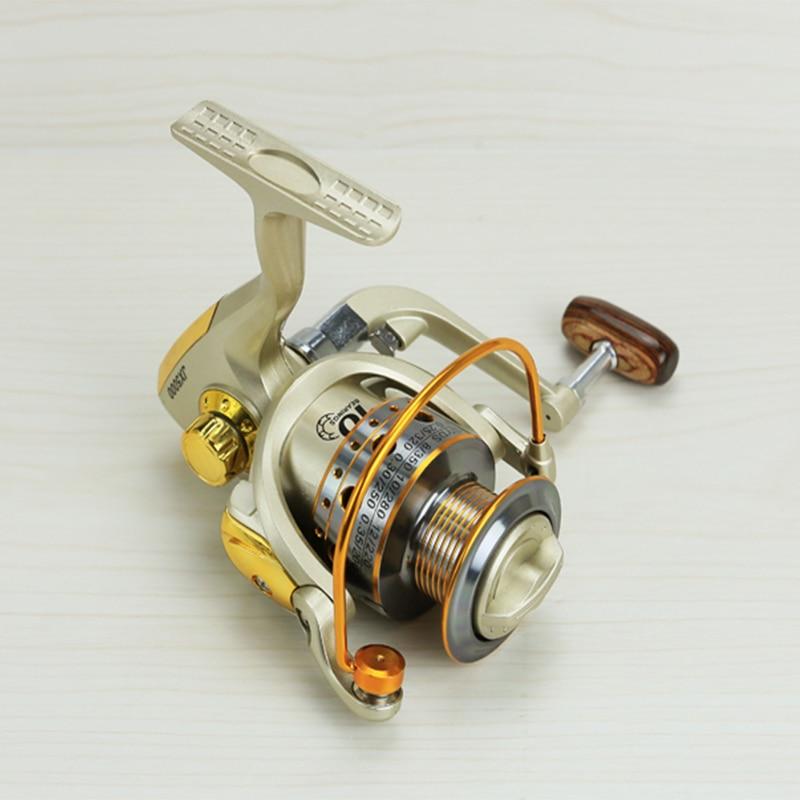 Новый давильные Рыбалка Катушка 12Bb 5.5: 1 Рыбалка снасти spinnning Катушка влево/вправо рокер Сменные Рыбалка колеса