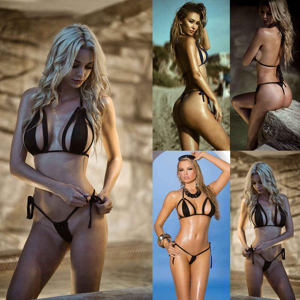 2019 Nieuwste Hot Sexy Frauen Push-Up Zachte Beha String Bandage Bikini Set Badmode Badpak Braziliaanse Bathing Beach Wear