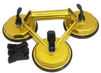 145kg Heavy 3 Suction Cup Triple Pad Sucker Glass Plate Lifter Carrier Home Accessories Tool