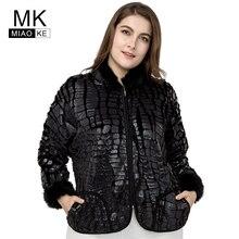 2020 осенние женские пальто и куртки размера плюс, Женские Модные Винтажные черные укороченные уличные куртки-бомберы