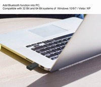 Reiyin USB Audio Transmitter Adapter Bluetooth 5.0 For PC aptX Low Latency Sound Card