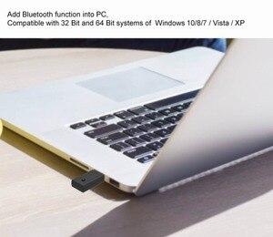 Image 3 - Reiyin usb bluetooth 5.0オーディオトランスミッタアダプタpc aptx低レイテンシサウンドカード