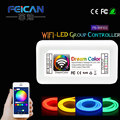 Mini Wifi LED Controller DC12-24V 10A 3CH/4CH RGB/RGBW LED Controller By Android and IOS APP For SMD3528 5050 LED Strip Light