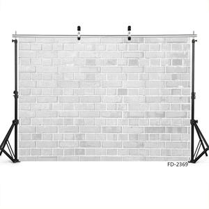 Image 3 - Off White Brick Wall Vinyl Photo Backgrounds Photographic Backdrops For Backgrounds for Children Baby Photo Digital Photo Studio