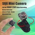SQ8 Mini DVR Camera Motion Sensor Full HD 1080P HD Mini Infrared Night Vision 720P Micro Camera Mini Camcorder SQ8 Mini Camera