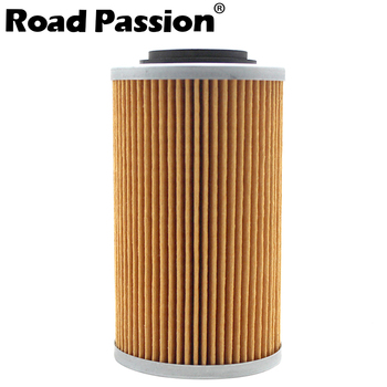 Road Passion Motorcycle Grid Oil Filters For APRILIA TUONO 1000 RSV FACTORY R RST1000 FUTURA 998 ETV1000 CAPONORD MILLE NERA image