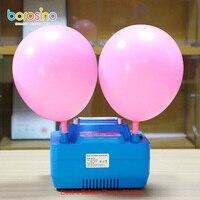 Free shipping for Wedding Decoration Borosino Digital Timer Electric Balloon Inflator B312N For round latex balloons