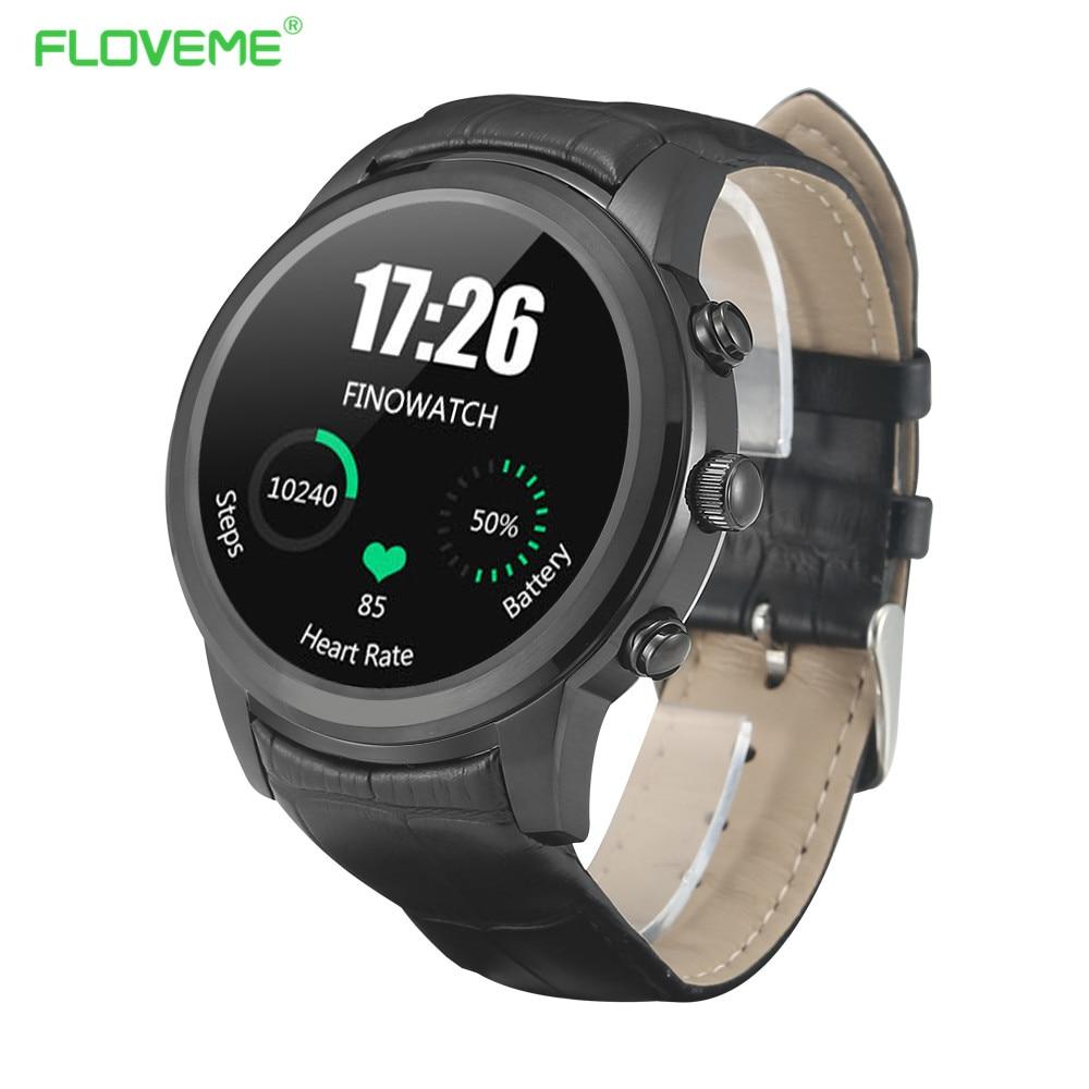 FLOVEME Bluetooth Smart Watches SIM Call Reminder Passometer Sport font b Smartwatch b font GPS Intelligent