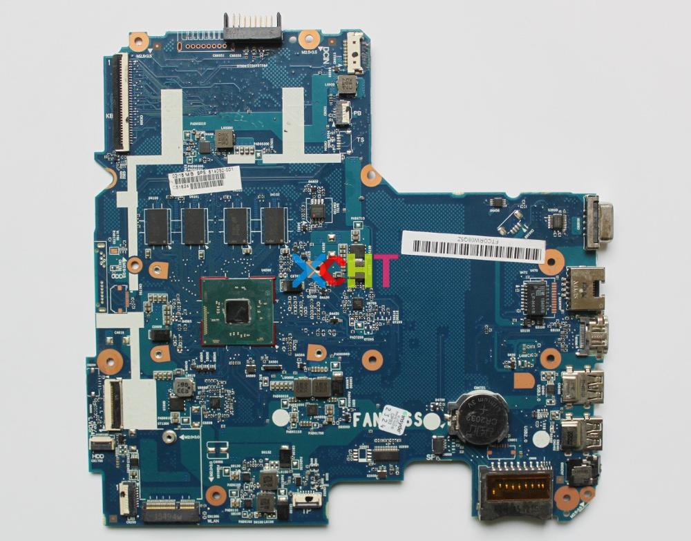 XCHT For HP 14 AC Series 14T AC000 814050 001 814050 501 814050 601 UMA Celn3050 2GB Motherboard Mainboard Working Perfect
