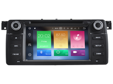 2GB ram Android 6.0 octa core Car DVD player for BMW E46 M3 318i 320i 325i 328i auto multimedia Stereo SAT navi gps head units