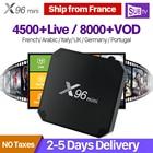 X96 Mini IPTV France 1 Year IPTV Subscription IP TV Box SUBTV Android 7.1 X96Mini France Arabic Belgium Portugal Netherlands