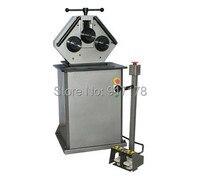RBM-30HV 모터 구동 튜브 및 섹션 바 라운드 벤딩 공작 기계