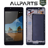 Lumia 950 LCD Allparts Tested Warranty 5 2 INCH 2560x1440 Display For Nokia Lumia 950 LCD