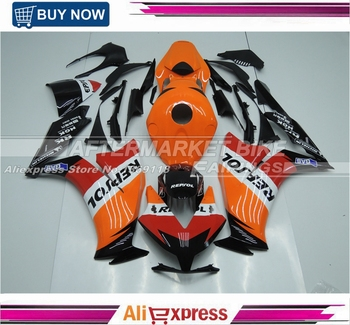 100% Fitment Easy Installation Oranage CBR1000RR 2012 13 14 Year Complete Fairing Kit For Honda Bodywork Cowling NEW