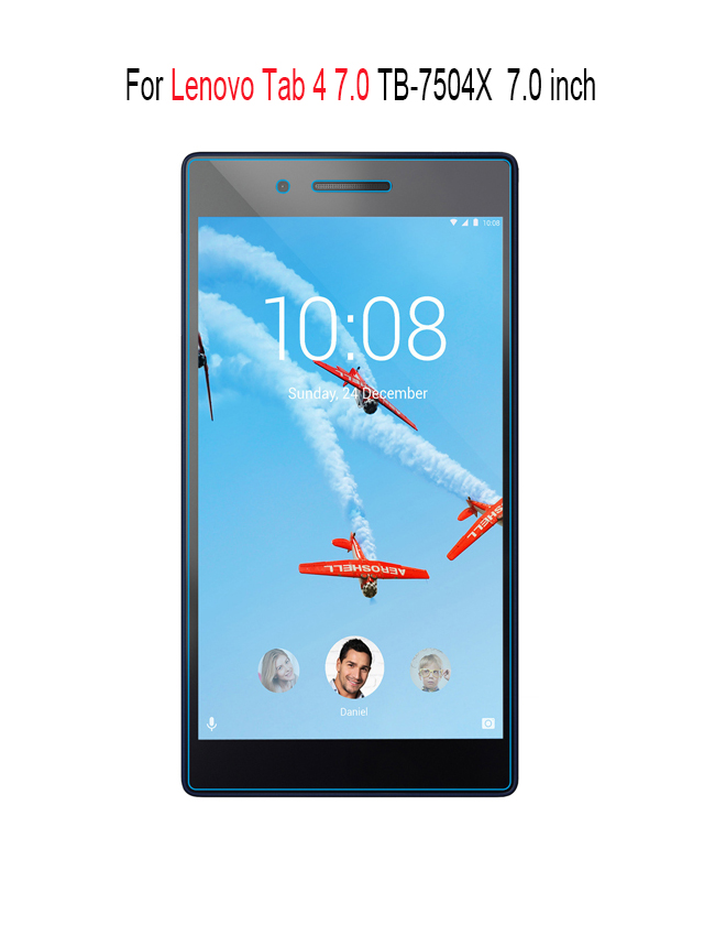 Tempered Glass For Lenovo Tab 4 7 .0 TB-7504X TB-7504F TB-7504 7.0 Inch Tablet Screen Protector Film