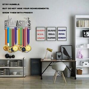 Image 3 - Вешалка для медалей для гимнастики, вешалка для спортивных медалей, держатель для медалей из нержавеющей стали