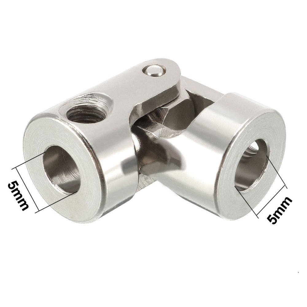 Stainless Steel model car Shaft Coupling Motor connector Universal Joint 3mm-3mm