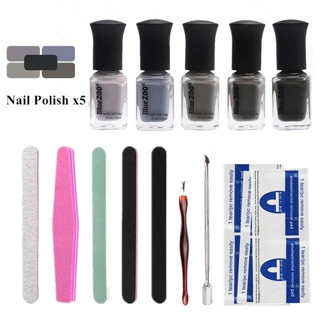 13 Pcslot 2017 Hot New Beigner Practice Nail Art Tools Diy Nail