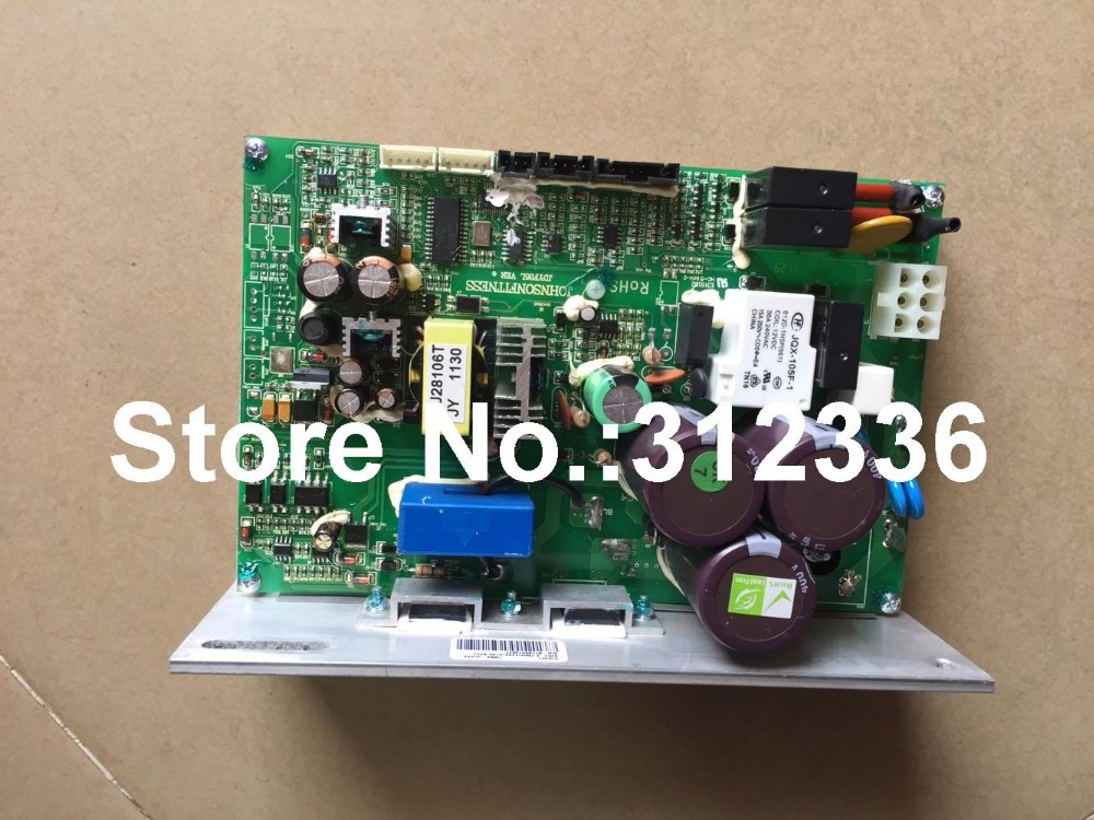 Free Shipping Motor controller Suit for Johnson T6000 optimal step circuit board motherboard running machine accessories mick johnson motivation is at
